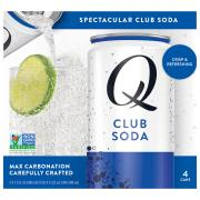 Q Spectacular Club Soda
