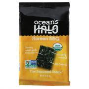 Ocean's Halo Organic Korean BBQ Seaweed Snack