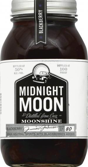 Midnight Moon Blackberry Vodka