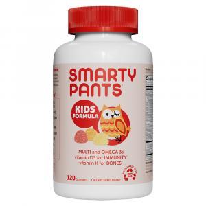 Smarty Pants Kids Complete Multi + Omega 3 Supplement