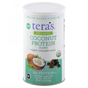 Tera's Organic Coconut Protein with Chocolate Cocoa
