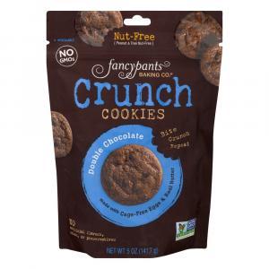 Fancypants Crunch Cookies Double Chocolate