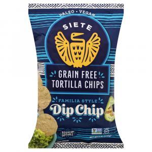 Siete Grain Free Tortilla Dip Chip