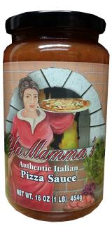 Ya Mamma's Authentic Italian Pizza Sauce