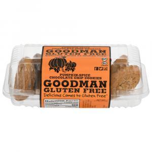Goodmans Gluten Free Pumpkin Chocolate Chip Cookies