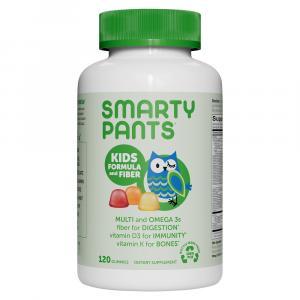 Smarty Pants Kids Complete + Fiber Supplement