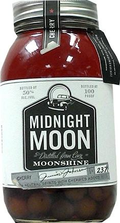 Midnight Moon Cherry Vodka