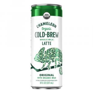 Chameleon Organic Cold-Brew Whole Milk Latte Original