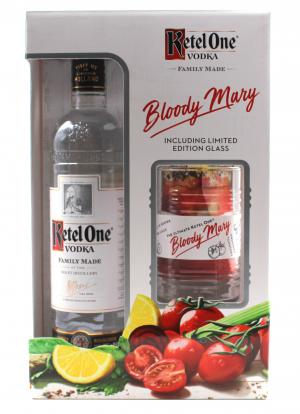 Ketel One with Limited Edition Glass