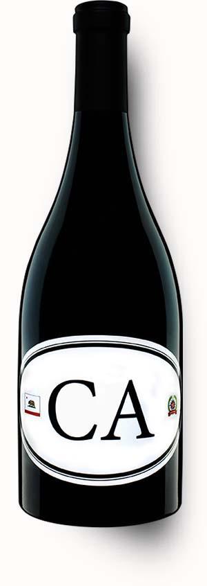 Locations California Red Wine