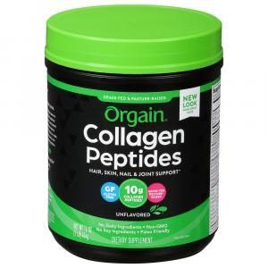 Orgain Collagen Peptides Unflavored