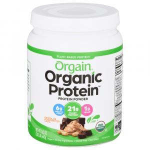 Orgain Organic Protein Powder Chocolate Peanut Butter