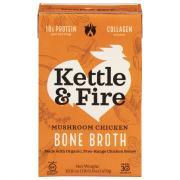 Kettle & Fire Mushroom Chicken Bone Broth