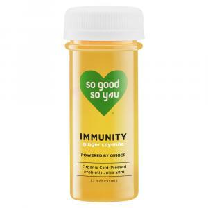 So Good So You Ginger Immunity Probiotic Shot