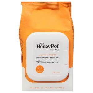 The Honey Pot Company Normal Wipes