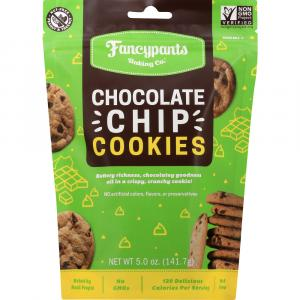 Fancypants Crunch Cookies Chocolate Chip