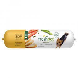 Freshpet Select Adult Chicken Vegetables & Rice Dinner