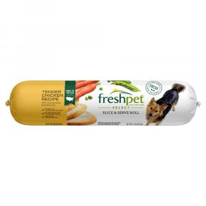 Freshpet Select Adult Chicken, Vegetable Rice Dinner