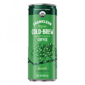 Chameleon Organic Cold-Brew Coffee Black