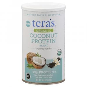 Tera's Organic Coconut Protein Vanilla