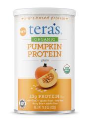 Tera's Organic Pumpkin Protein Plain