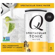 Q Spectacular Tonic Water