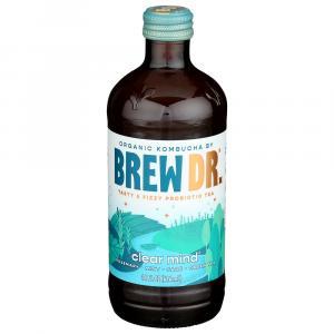 Brew Dr. Kombucha Organic Clear Mind