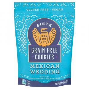 Siete Mexican Wedding Cookies Grain Free