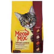 Meow Mix Hairball Control Cat Food
