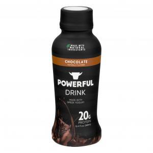 Powerful Yogurt Chocolate Protein Drink