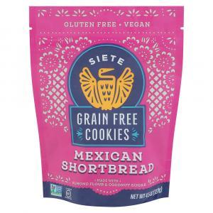 Siete Mexican Shortbread Cookies Grain Free