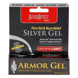 SilverBiotics Armor Gel Wound Dressing Gel