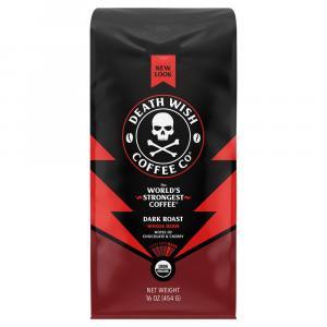 Death Wish Coffee Company Whole Bean Coffee