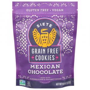 Siete Mexican Chocolate Grain Free Cookies