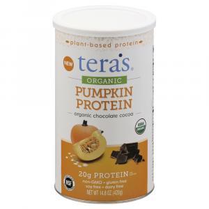 Tera's Organic Pumpkin Protein Chocolate Cocoa