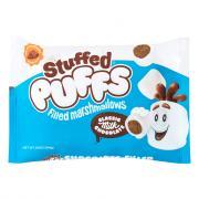 Stuffed Puffs Classic on Milk Chocolate Filled Marshmallows