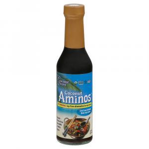 Coconut Secret Coconut Aminos Soy-Free Seasoning Sauce