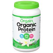 Orgain Organic Protein Powder Vanilla Bean