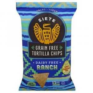 Siete Ranch Grain Free Tortilla Chips