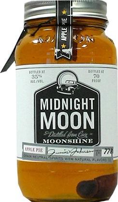Midnight Moon Apple Pie Vodka