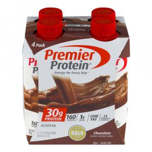 Premier Protein Chocolate Shakes