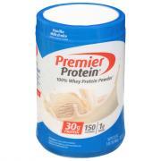 Premier Protein 100% Whey Protein Vanilla Milkshake