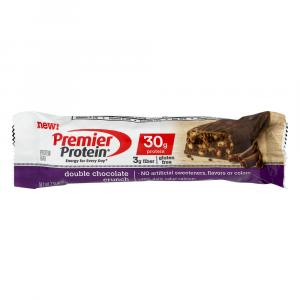 Premier Protein Bars Double Chocolate Crunch