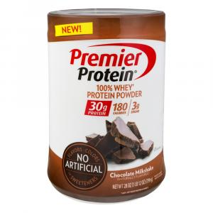 Premier Protein 100% Whey Protein Chocolate Milkshake