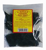Rosie's Sweet and Spicy Beef Jerky
