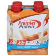 Premier Protein Caramel Shakes
