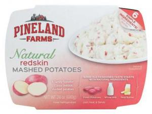 Natural Redskin Mashed Potatoes
