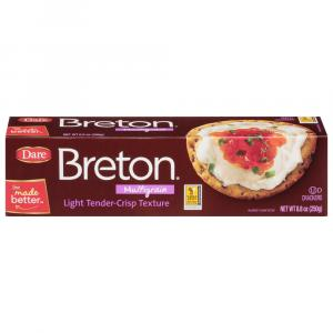 Dare Breton Multi-grain Crackers