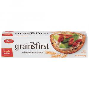 Dare Grains First Crackers