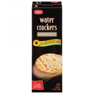 Dare Original Water Crackers